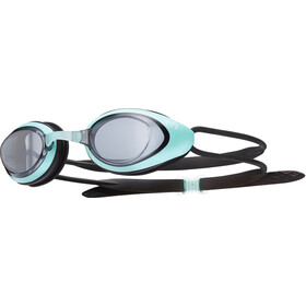 TYR Black Hawk Racing Goggle Women smoke/mint/black